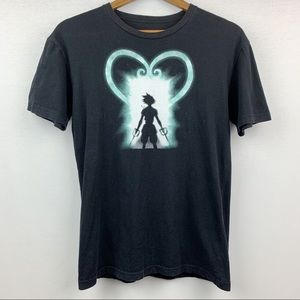 6 HR CCO SALE!* Sora Kingdom Hearts Cotton Tee